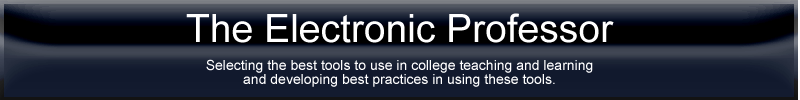The Electronic Professor newsletter